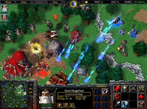 warcraft 3 reign of chaos 1.0 nocd crack
