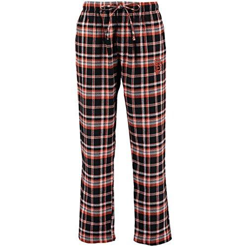 San Francisco Giants X-Large Flannel Pajama Sleep Pants - XL Sleepwear