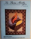 img - for The Flying Needle [ February 1985, Vol. XIV, No. 1 ] Council of American Embroiderers (Special Issue: Women's history reflected in the needle arts) book / textbook / text book
