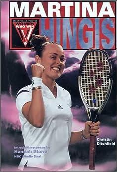Martina Hingis (Women Who Win)