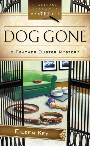 Read Online Dog Gone! (The Feather Duster Mystery Series #1) (Heartsong Presents Mysteries #24) PDF