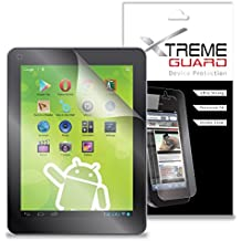 """XtremeGuard™ Screen Protector for Zeki TBQG884B 8"""" Tablet (Ultra Clear)"""