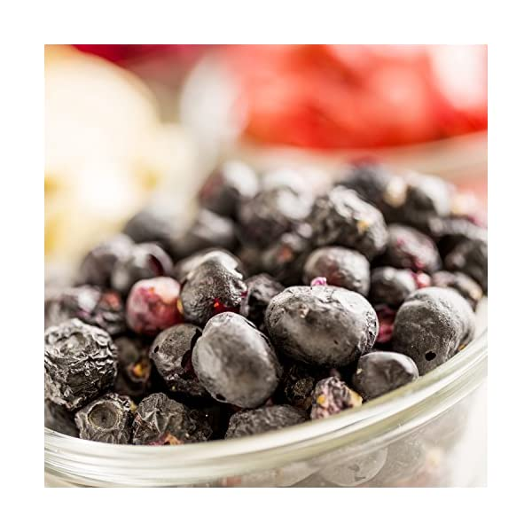 Farms Freeze Dried Whole Blueberries
