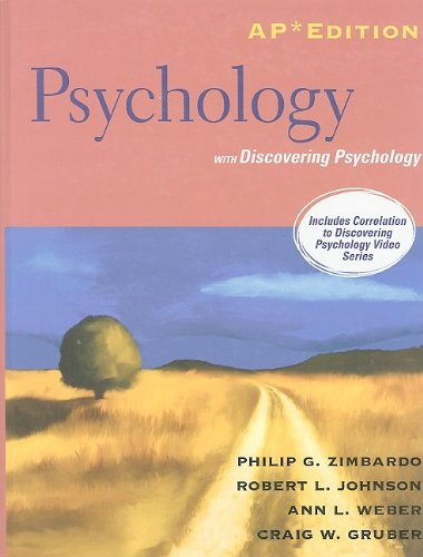 Psychology: AP Edition with Discovering Psychology