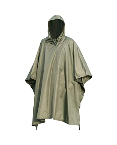 Mil-Tec Ripstop Wet Weather Poncho