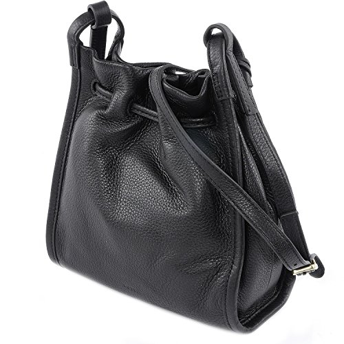 FOSSIL Claire Small Drawstring Black