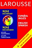 mini dictionary mini diccionario espa?ol ingl?s english spanish spanish and english edition