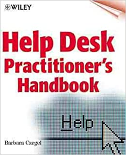 Help Desk Handbook