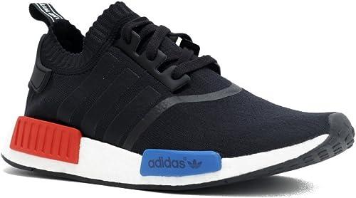 Amazon Com Adidas Nmd Runner Pk Og 2017 S79168 Black White Red