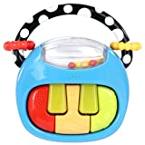 Bright Starts Start Your Senses Play A Tune Piano Toy, Baby & Kids Zone