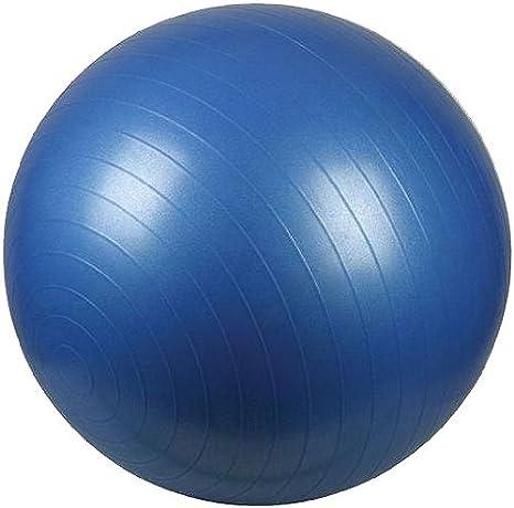 Blitz Aerobic - Balón de Ejercicio, Color Azul: Amazon.es ...