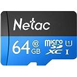 Loijon 64 GB TF Cartão Micro SD Cartão de Grande Capacidade UHS-1 Class10 Câmera de Cartão de Memória de Alta Velocidade Câme