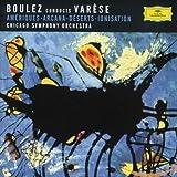 Boulez conducts Varèse