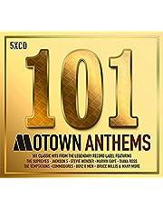 101 Motown Anthems (Cd Box Set)