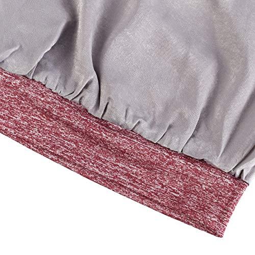 Premium Sleep Cap Slap Beanie Hat Satin Silk Lined