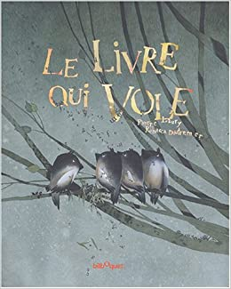 Le Livre Qui Vole Amazon Co Uk Rebecca Dautremer Pierre