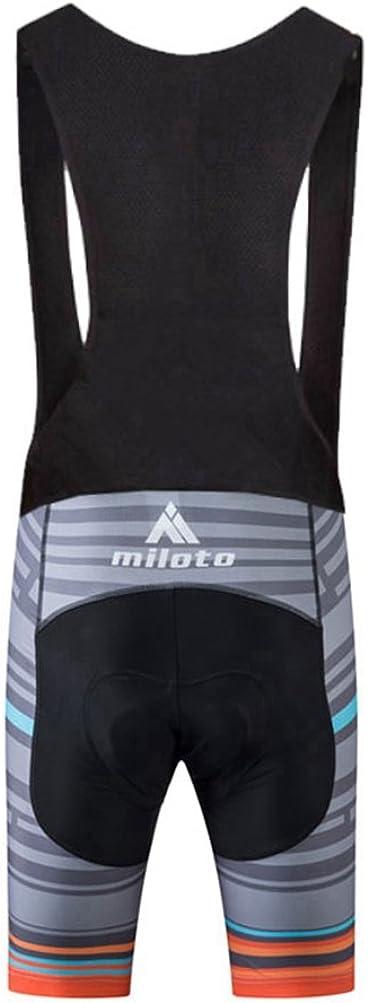 Uriah Mens Cycling Jersey Bib Shorts Black Sets Short Sleeve Reflective