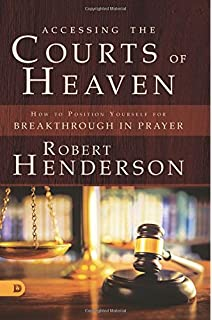 Operating in the Courts of Heaven: Granting God the Legal Rights to