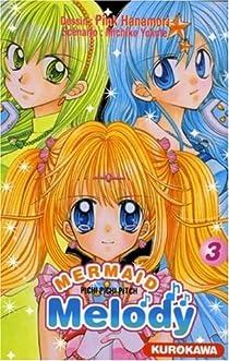 Mermaid Melody, tome 3 par Hanamori