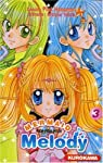 Mermaid Melody, tome 3 par Hanamori