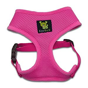 Classic Dog Harness Innovative Mesh No Pull No Choke Design Soft Double Padded Breathable Vest for Eco-Friendly Easy…