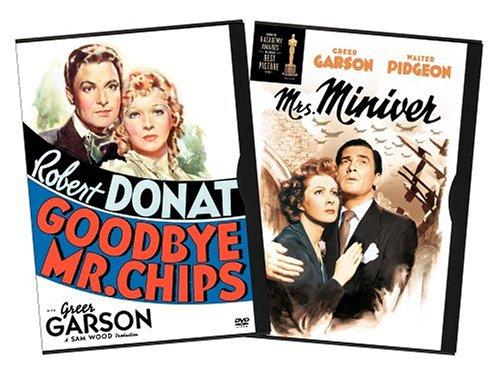 Goodbye Mr. Chips / Mrs. Miniver (Two-Pack)