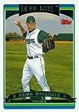 2006 Topps Baseball Card # 478 Doug Waechter Tampa Bay Devil Rays