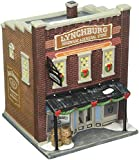 Department 56 Jack Daniels Village Lynchburg Hardware and General Store Lit Building