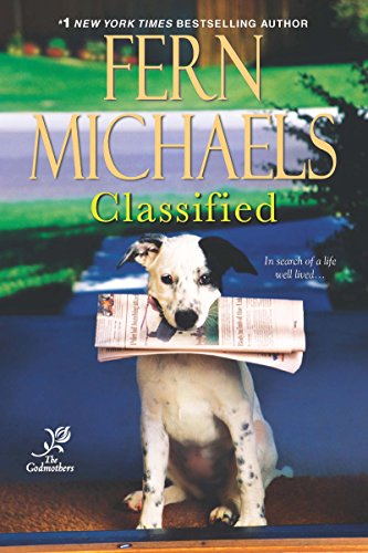 Classified (Godmothers Book 6) cover
