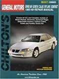 GM Grand Am, Achieva, Calais, Skylark, and Somerset, 1985-98 (Chilton Total Car Care Series Manuals)