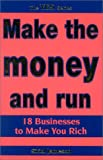 Make the Money and Run, Siriol Jameson, 0967943213