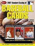 2007 Standard Catalog of Baseball Cards, , 0896893723