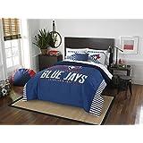 MLB Grandslam Full/Queen Comforter and 2 Sham Set