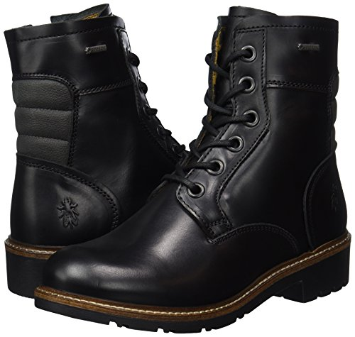 Fly Fly Fly Gore SILO050FLY London Tex Stivali Nero Black Donna r5xr1wdqt