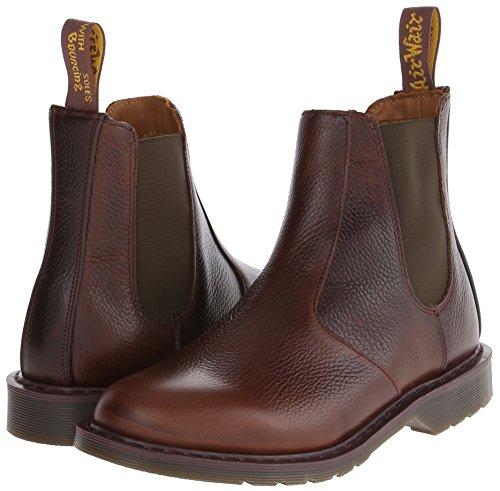 Victor Chelsea Boot, Dark Brown