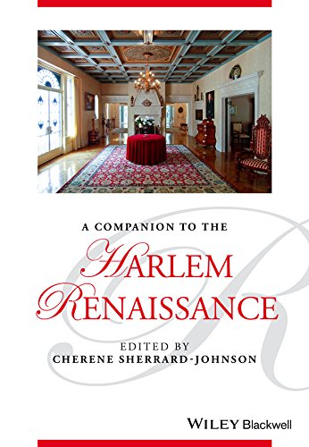Search : A Companion to the Harlem Renaissance (Blackwell Companions to Literature and Culture)