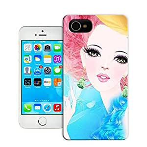 Unique Phone Case Fashion girl#20 Hard Cover for 4.7 inches iPhone 6 cases-buythecase