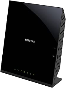 NETGEAR WiFi Cable Modem Router Combo (16x4) AC1600 DOCSIS 3.0 | Certified for Xfinity by Comcast, Spectrum, COX & more (C6250-1AZNAS)