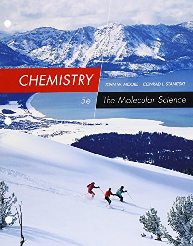 Bundle: Chemistry: The Molecular Science, 5th, Loose-Leaf + OWLv2 With Quick Prep 24-Months Printed Access Card