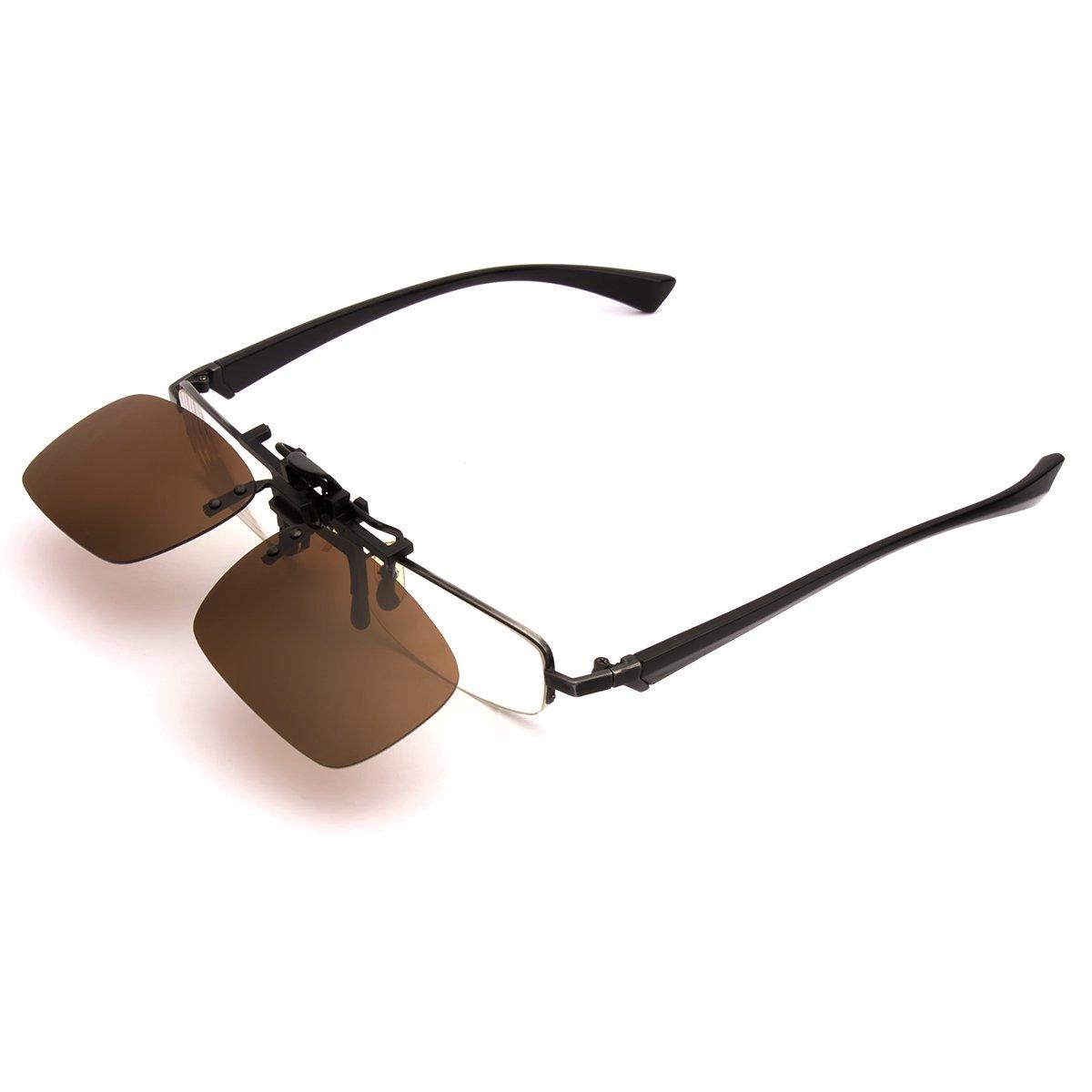 LUFA Mens occhiali da sole polarizzati esterni di guida Occhiali sportivi Lenti Eyewear ISWQfYP