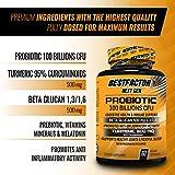 Probiotics 100 Billion CFU. Probiotics for Men