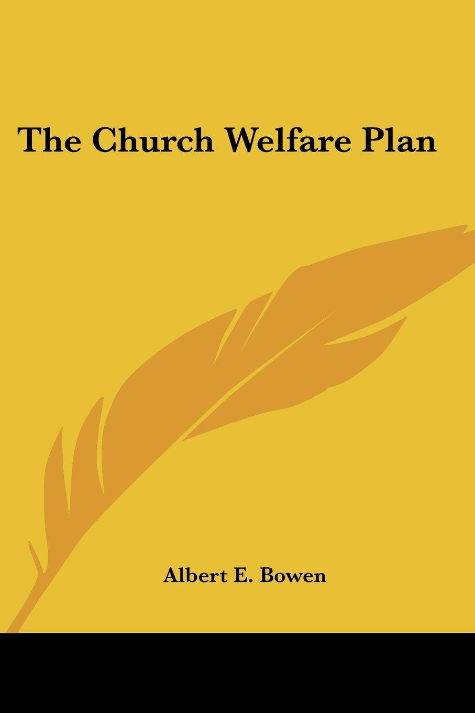 Download The Church Welfare Plan pdf epub