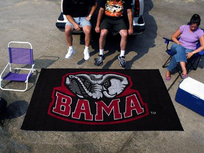 (Fan Mats University of Alabama Rug Ulti-Mat/59.5