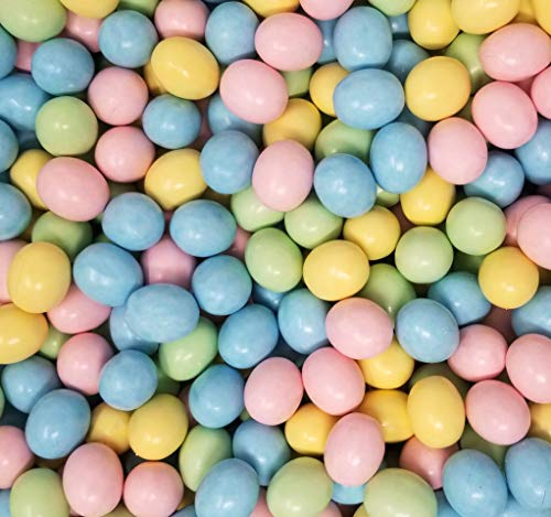 CrazyOutlet Pack - Hershey's Easter Candy Coated Milk Chocolate, Bulk Pack, 2 lbs