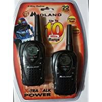 Midland X-Tra Talk LXT303 Two-Way Radios