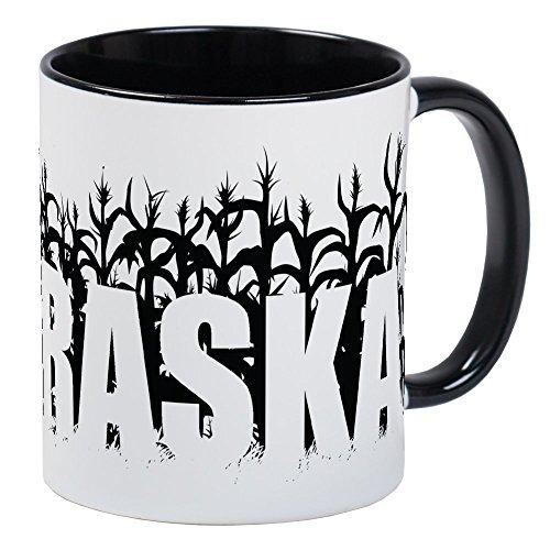 Coffee Cornhuskers Mug Nebraska - CafePress - Nebraska Corn Field Mug - Unique Coffee Mug, Coffee Cup