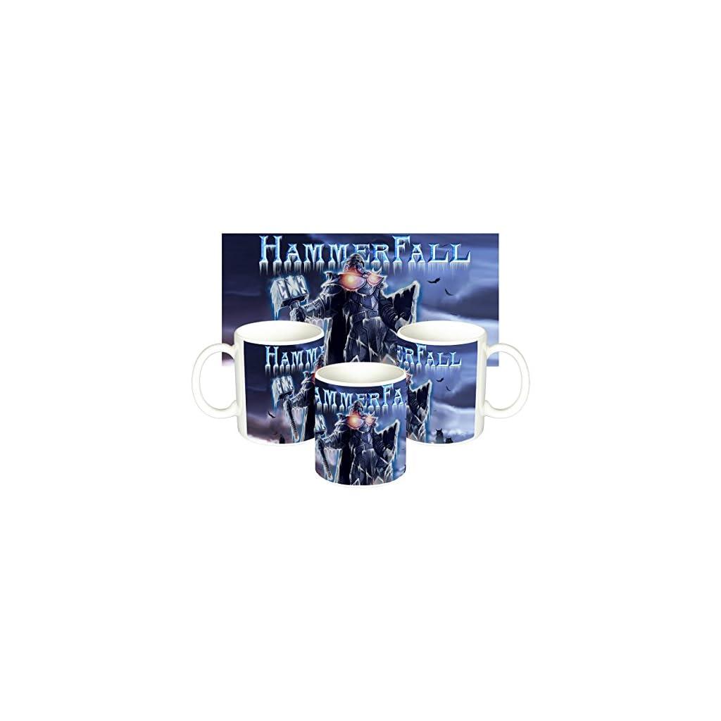 Hammerfall Taza