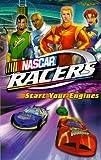 NASCAR Racers - Start Your Engines [VHS]