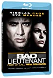 Bad Lieutenant: Port of Call New Orleans [Blu-ray]
