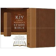 The KJV Cross Reference Study Bible [brown]